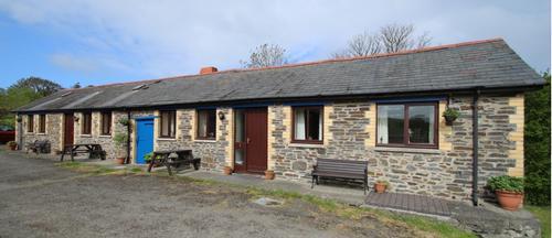 Blue Grass Cottages Aberystwyth