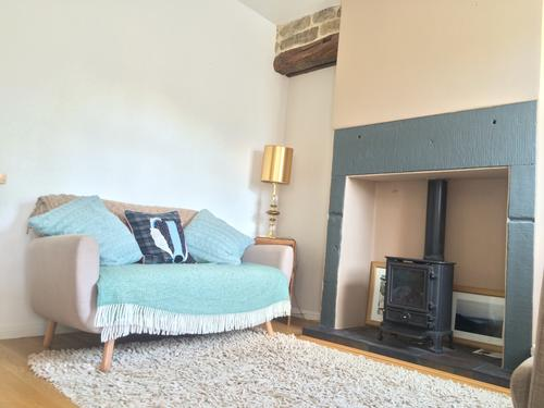 Original features in lounge