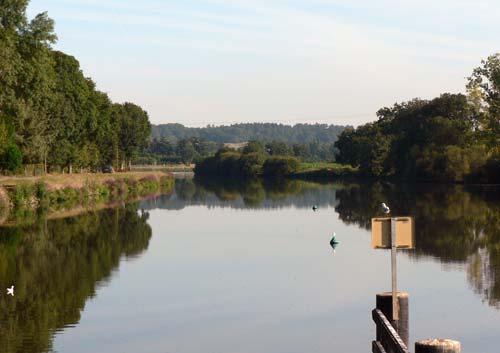 river vilaine chalet