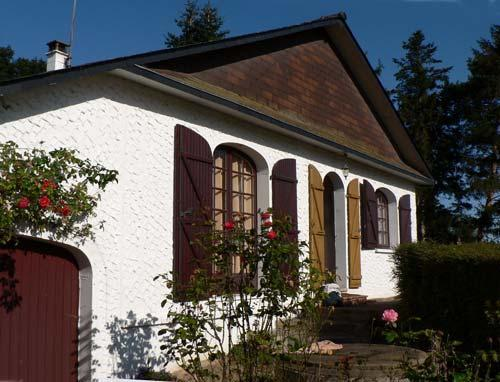 guipry holiday chalet