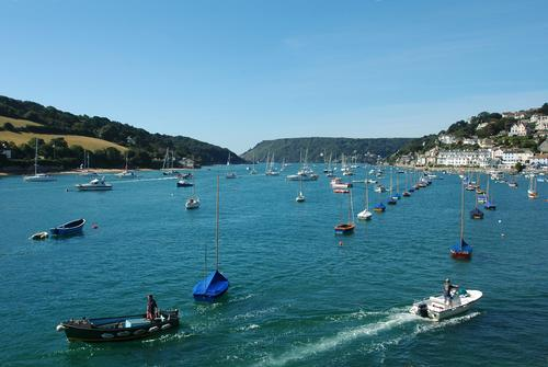 Salcombe Harbour
