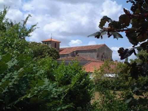 Saint Michel le Cloucq